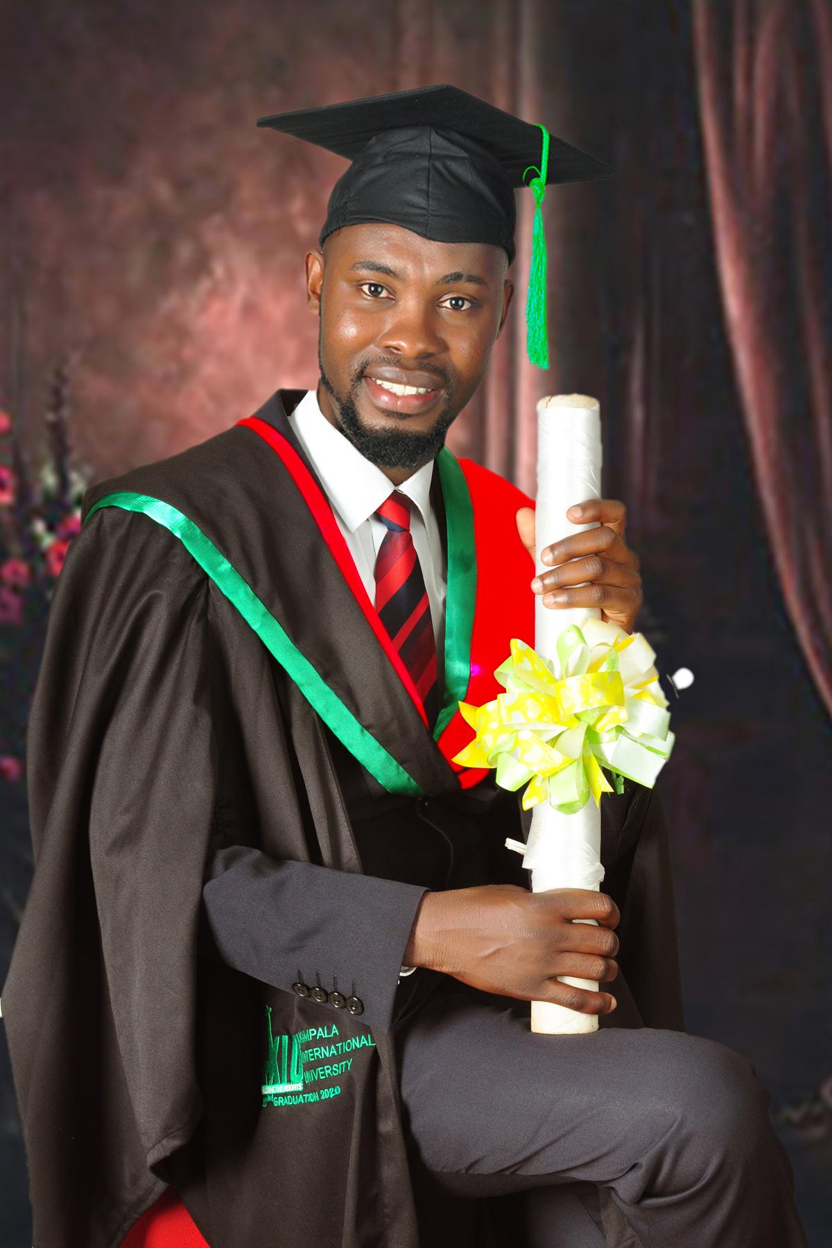 Athanasios graduation